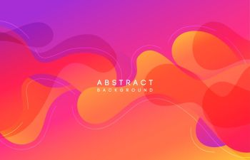 Moving colorful abstract background. Dynamic Effect. Vector Illustration. Design Template for poster and cover.. Moving colorful abstract background. Dynamic Effect. Vector Illustration. Design Template.