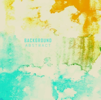 abstract watercolor background can be used for invitation, congratulation or website