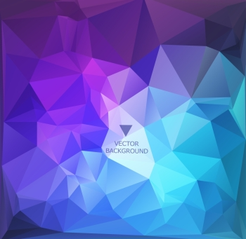Abstract polygonal background. Triangles background. Geometrical lines. Abstract polygonal background. Triangles